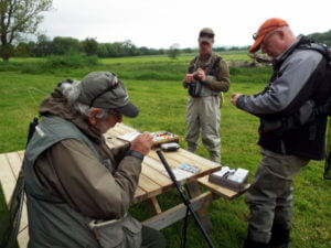 beginners fly fishing course